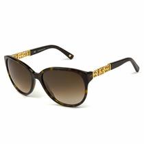 Óculos De Sol Escada Ses 352 0722 57 - Marrom Degradê