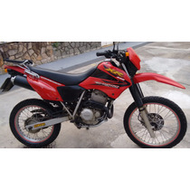 Moto Honda Xr 300 Tornado 2005 Vermelha