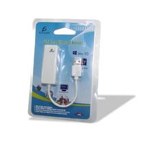 Adaptador De Ethernet A Usb 2.0 Ele-gate Wl-07, Alta Velocid