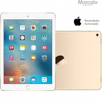 Oferta Tablet Apple Ipad Pro Wi-fi 32gb Dourado Tela 12.9