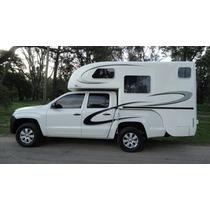 Camper Para Pick-up Doble Cabina