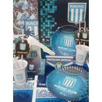 Racing Club Combo Tematico 30 Chicos