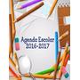 Agenda De Educacion Inicial Año Escolar 2016- 2017 Digital