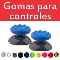 Gomas Joystick 360 Ps3 Xbox One Ps4 Ps2