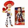 Jessie Muñeca 30cm Articulado - Toy Story - R7212 Mattel Toy