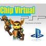 Chip Virtual De Psp 1000-2000-3000-psp + 4 Juegos Y 3 Temas