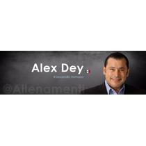 Alex Dey - Coleccion Completa/audiolibro