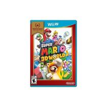 Nintendo Selects: Super Mario World 3d - Nintendo Wii U