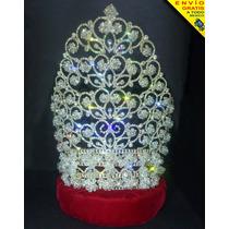 Corona Para Reina De Carnaval Certamen Belleza Envío Gratis