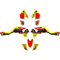 Kit Calcos Graficas Suzuki Ltr 450 - All Years