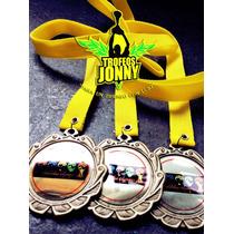 Medalla Personalizada Con Placa
