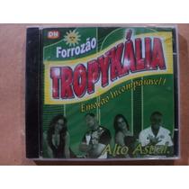 Forrozão Tropykália- Cd Alto Astral- 2007- Original- Lacrado