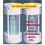 Aparelho Mata Pernilongo Zica, Dengue, Kit 02 - Frete Gratis
