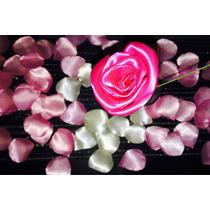 Promo !!!rosas Únicas De Raso La Docena 130 Pesos Oferta