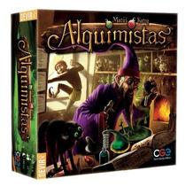 Alquimistas, Juego De Mesa Marca Devir