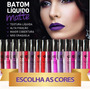 Batom Líquido Matte Fashion Cosméticos 36 Und + Frete Grátis<br><strong class='ch-price reputation-tooltip-price'>R$ 249<sup>90</sup></strong>