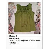 Camisa Para Damas Marcas Importadas Zara H&m Beskha