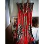 Nueva Coleccion,hermoso Vestido Strapless-pollera Imp.u.s.a