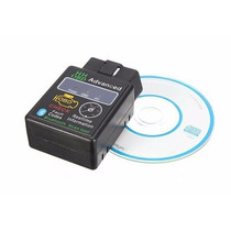 Scaner Automotivo Universal Obd2 Bluetooth Pc Diagnóstico Or