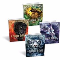 Kit Livros - Série A Maldição Do Tigre (4 Livros)