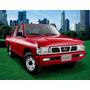 Libro De Taller Nissan D21, 1980-2010, 100% En Español !!!