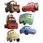 Kit Mini Display De Mesa Carros Disney Aniversário Lembrança