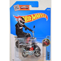 Hotwheels Honda Monkey Z50 #135 2016
