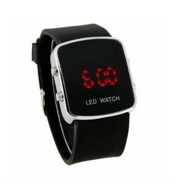 bb57569e0de Relógio Led Digital Importado Corrida Treino Silicone Barato - R  39 ...