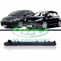 Caixa Radiador Peugeot 307 / Citroen C4 Superior Com Retorno