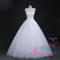 Vestido Noiva Debutante Rubia Barato Gg Pronta Entrega