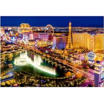 16761 Las Vegas Noche Neón Rompecabezas 1000 Piezas Educa