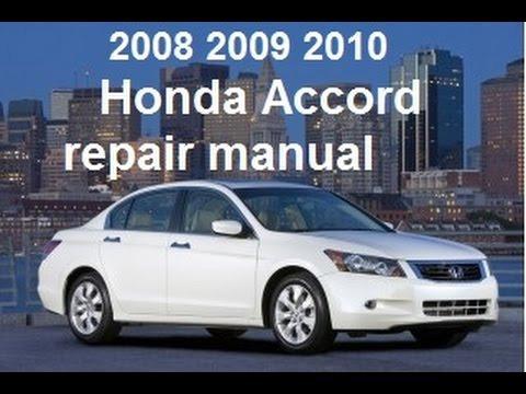 Exceptional Manual De Serviço Honda Accord 2008 A 2010 B90a M91a   R$ 35,90 Em Mercado  Livre