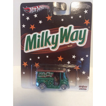 Hot Wheels Pop Culture Milky Way Metal Llantas De Goma