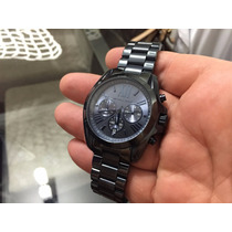 Relógio Michael Kors Mk6248 Azul Original - Não É Réplica