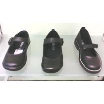 Zapatos Kickers Colegiales De Niña