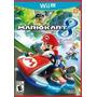 Mario Kart 8 Wii U - Região Usa | Com Garantia De Loja!