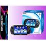 Ps Vita Consola Wifi Nuevo Original+silicon