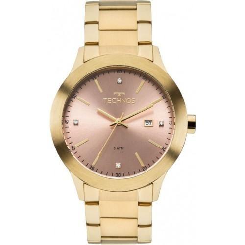 2baedcb8723dd Relógio Feminino Technos Trend 2115mkr 4t - R  438,90 em Mercado Livre