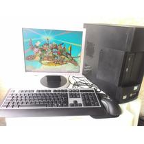 Computador 320gb Hd Mais 2gb De Ram E Tela De 15 Polegadas