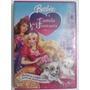 Dvd Barbie - E O Castelo De Diamante