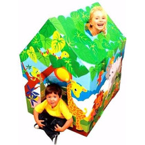 Casita Playhouse Fun Cottage Para Niños Y Niñas