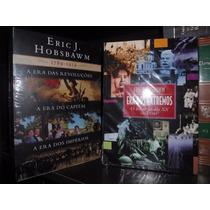Eric Hobsbawn Box As Eras + A Era Dos Extremos