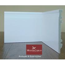 Rodapé De Poliestireno (15cm Alt.) $ Barra 2,40m