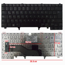 Teclado Dell Latitude E6420 E5420 E6220 E6320 E6430 M6700