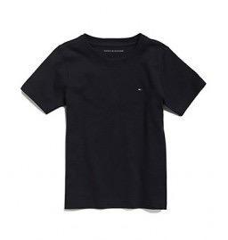 4066b9928fb5d Camiseta Básica Tommy Hilfiger Infantil Várias Cores!!! - R  131