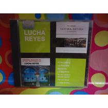 Lucha Reyes Cd Recordando,canciones Mexicanas,1994.
