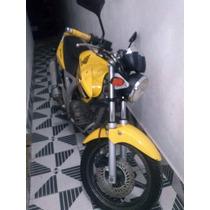 Cbx 250 Twister Amarela