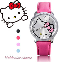 Reloj Hello Kitty. Lote De 10. Colores Mixtos.