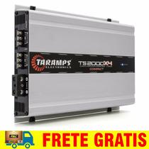 Modulo Amplificador Taramps Ts2000 X4 Canais 2000 Rms 4 Ch