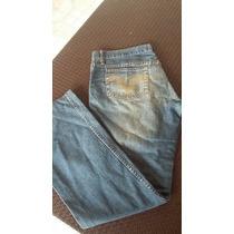 Pantalon De Jaén Riflle Chupines Usados Excelente Estado